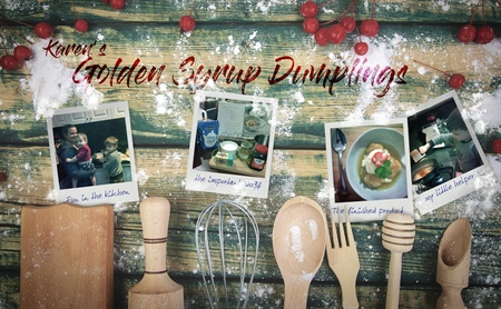 Karen's Golden Syrup Dumpling Recipe
