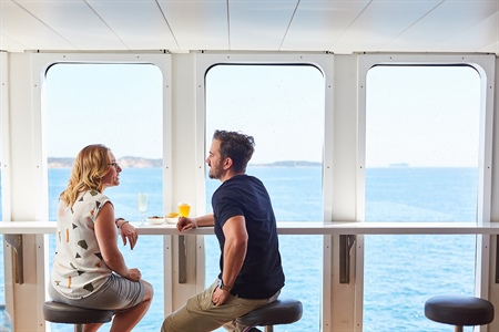 Why the ferry is an integral part of your next daycation